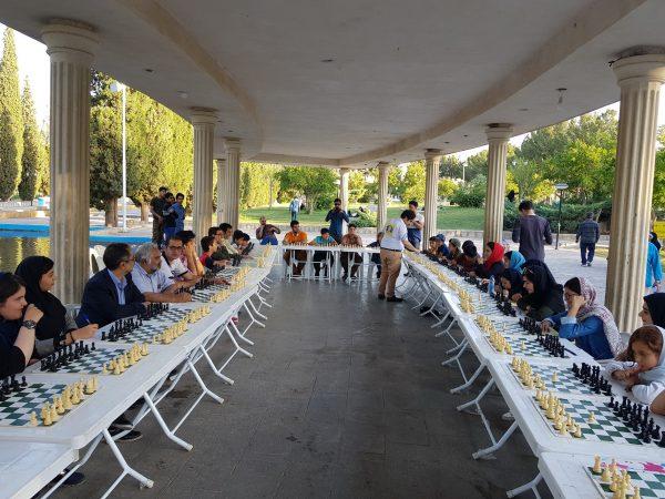 مسابقه سیمولتانه آلترناتیو (قلاسی و حسینی ) ۱۴تیر ماه ۹۸