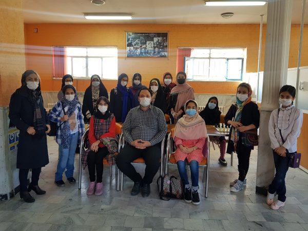 مسابقه روز دختر ۶ تیر ماه ۱۳۹۹ (با رعایت پروتکل های بهداشتی)